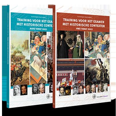 Training voor het examen met historische contexten